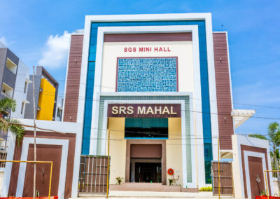 SRS Mahal ~ Corporate Hall in Chennai