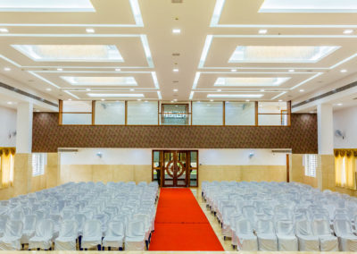 SRS Mahal ~ Marriage Hall in GST Road